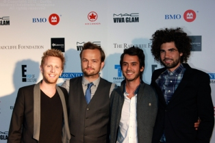 The Midway State at Fashion Cares 25 in Toronto. Photo copyright: Curtis Sindrey (2012) - All Rights Reserved