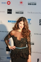 Singer Nikki Yanofsky at Fashion Cares 25 in Toronto. Photo copyright: Curtis Sindrey (2012) - All Rights Reserved