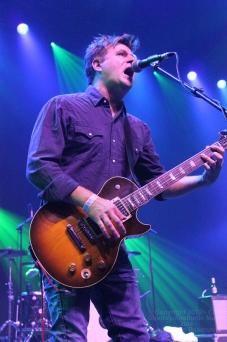 Greig Nori of Treble Charger at Metro Toronto Convention Centre. November 23, 2012. (Photo: Curtis Sindrey)