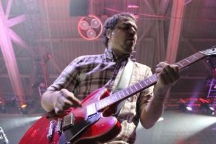 Matthew Good at the Metro Toronto Convention Centre. November 23rd, 2012. (Photo: Curtis Sindrey)