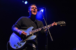 Brian Fallon of The Gaslight Anthem in Toronto. November 25th, 2012. (Photo: Stephen McGill)