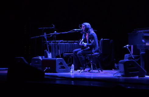 Conor Oberst at Massey Hall. December 8th, 2012. (Photo: Alex Lee/Aesthetic Magazine)
