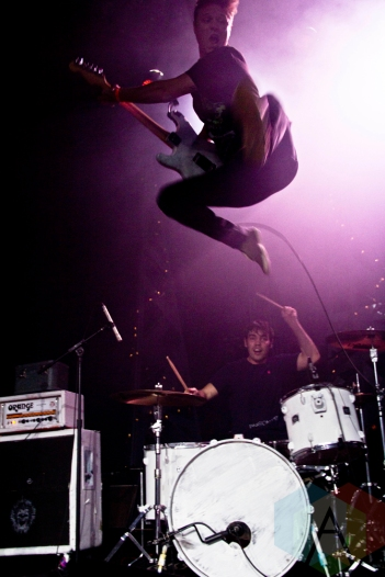 Menno Versteeg of Hollerado. (Photo: Adam Harrison/Aesthetic Magazine Toronto)