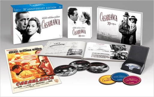Casablanca - 70th Anniversary Limited Collector's Edition - $43.49