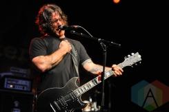 Chuck Ragan of Hot Water Music in Toronto. (Photo: Stephen McGill/Aesthetic Magazine Toronto)