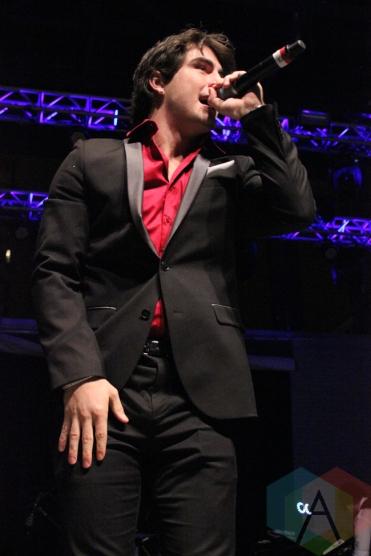 Degrassi star Daniel Kelly. (Photo: Curtis Sindrey/Aesthetic Magazine Toronto)