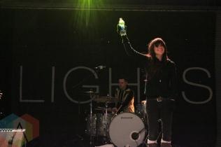 Lights. (Photo: Curtis Sindrey/Aesthetic Magazine Toronto)