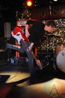 Jason Narducy performing with Bob Mould in Toronto. (Photo: Stephen McGill/Aesthetic Magazine Toronto)