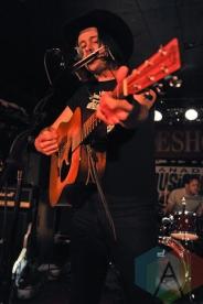 Dustin Bentall. (Photo: Stephen McGill/Aesthetic Magazine Toronto)