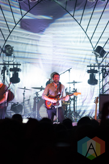 Frightened Rabbit in Toronto. (Photo: Dianna Lee/Aesthetic Magazine Toronto)