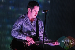 Trent Reznor of How To Destroy Angels. (Photo: Stephen McGill/Aesthetic Magazine Toronto)