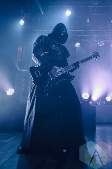 Nameless Ghoul of Ghost B.C. (Photo: Neal Van/Aesthetic Magazine Toronto)