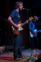 Chris Murphy of Sloan. (Photo: Bruce Emberley/Aesthetic Magazine Toronto)