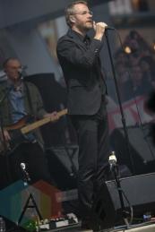 Matt Berninger of The National. (Photo: Bruce Emberley/Aesthetic Magazine Toronto)