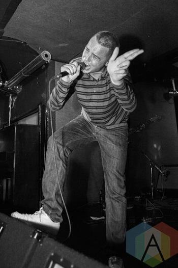 Adrian Toubro of Lower. (Photo: Neil Van/Aesthetic Magazine Toronto)