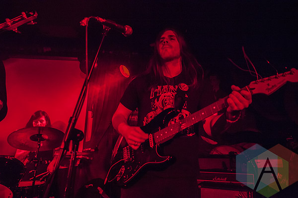 Mikal Cronin. (Photo: Neil Van/Aesthetic Magazine Toronto)