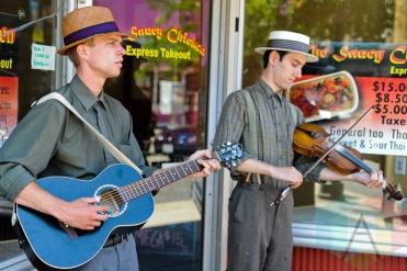 Niagara String Band. (Photo: Stephen McGill/Aesthetic Magazine Toronto)