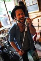 Matt Layzell of The Matinee. (Photo: Stephen McGill/Aesthetic Magazine Toronto)