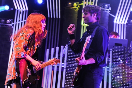 Concert Review The Postal Service Mates Of State Air Canada