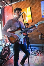 The Roseville Band. (Photo: Stephen McGill/Aesthetic Magazine Toronto)