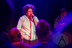 Kimya Dawson of The Uncluded. (Photo: Lauren Garbutt/Aesthetic Magazine Toronto)