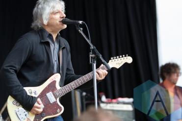 Lee Ranaldo of Lee Ranaldo Band (Photo: Bruce Emberley/Aesthetic Magazine Toronto)