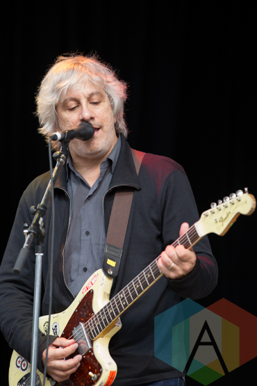 Lee Ranaldo of Lee Ranaldo Band (Photo: Bruce Emberley/Aesthetic Magazine Toronto)