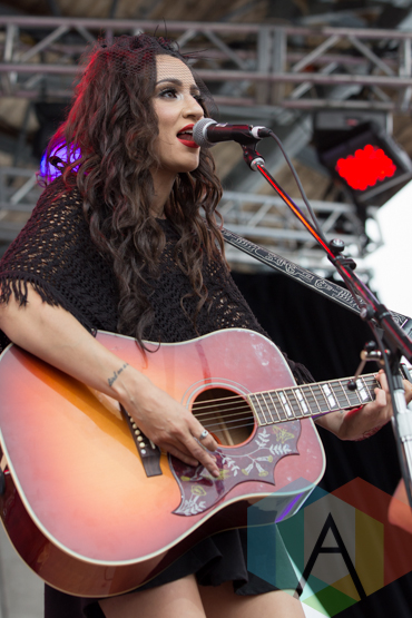 Lindi Ortega. (Photo: Bruce Emberley/Aesthetic Magazine Toronto)