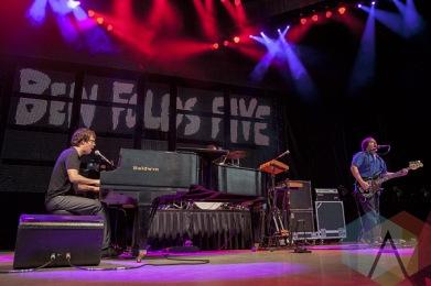 Ben Folds Five. (Photo: Neil Van/Aesthetic Magazine Toronto)