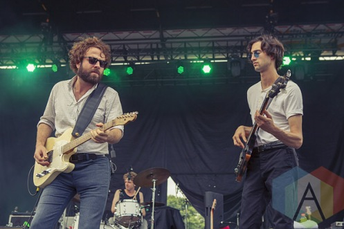 Dawes. (Photo: Neil Van/Aesthetic Magazine Toronto)