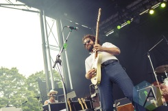Taylor Goldsmith of Dawes. (Photo: Neil Van/Aesthetic Magazine Toronto)