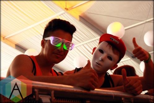 Digital Dreams Music Festival (day 2). (Photo: Shannon Reid/Aesthetic Magazine Toronto)