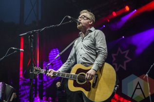 Dave King of Flogging Molly. (Photo: Neil Van/Aesthetic Magazine Toronto)