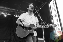 Frank Turner. (Photo: Neil Van/Aesthetic Magazine Toronto)