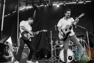 Frank Turner and the Sleeping Souls. (Photo: Neil Van/Aesthetic Magazine Toronto)
