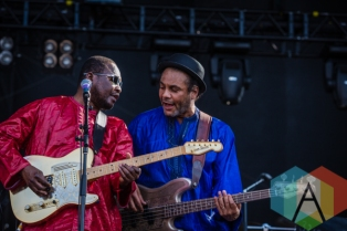 Amadou & Mariam. (Photo: Scott Penner/Aesthetic Magazine Toronto)