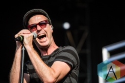 Michael Fitzpatrick of Fitz and The Tantrums. (Photo: Scott Penner/Aesthetic Magazine Toronto)