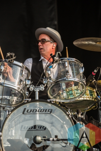 John Wicks of Fitz and The Tantrums. (Photo: Scott Penner/Aesthetic Magazine Toronto)