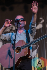 Stuart Murdoch of Belle and Sebastian. (Photo: Scott Penner/Aesthetic Magazine Toronto)