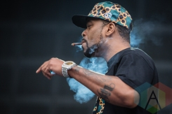 Method Man of Wu-Tang Clan. (Photo: Scott Penner/Aesthetic Magazine Toronto)