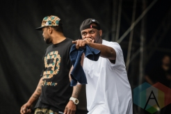 Wu-Tang Clan. (Photo: Scott Penner/Aesthetic Magazine Toronto)
