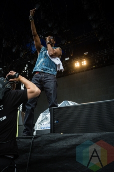 RZA of Wu-Tang Clan. (Photo: Scott Penner/Aesthetic Magazine Toronto)