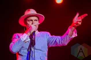 Gord Downie of The Tragically Hip. (Photo: Scott Penner/Aesthetic Magazine Toronto)