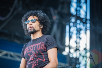 William DuVall of Alice In Chains. (Photo: Scott Penner/Aesthetic Magazine Toronto)