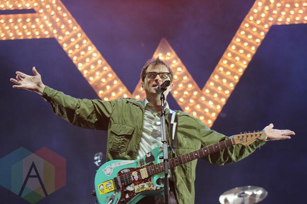 Rivers Cuomo of Weezer. (Photo: Curtis Sindrey/Aesthetic Magazine Toronto)