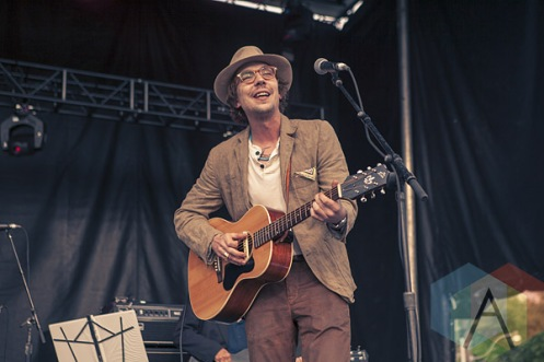 Justin Townes Earle. (Photo: Neil Van/Aesthetic Magazine Toronto)