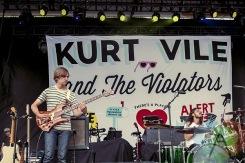 Kurt Vile & The Violators. (Photo: Neil Van/Aesthetic Magazine Toronto)