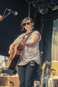 Tracyanne Campbell of Camera Obscura. (Photo: Neil Van/Aesthetic Magazine Toronto)