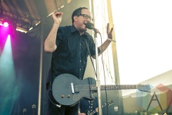 Craig Finn of The Hold Steady. (Photo: Neil Van/Aesthetic Magazine Toronto)