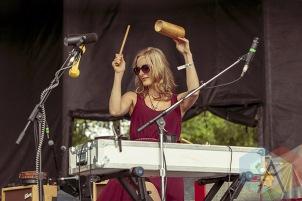 Melissa McClelland of Whitehorse. (Photo: Neil Van/Aesthetic Magazine Toronto)